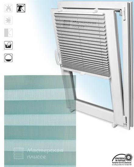 штора плиссе АВИАНО на пластиковые окна - фото 5684