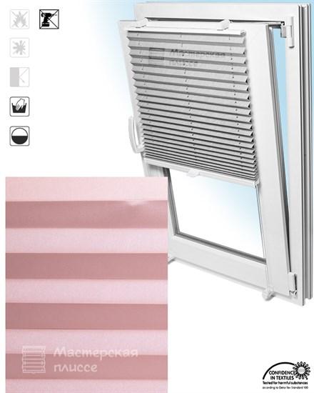 штора плиссе ДИМАРО на пластиковые окна - фото 6132