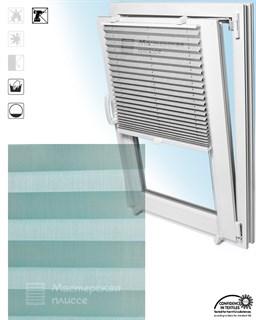 штора плиссе АВИАНО на пластиковые окна